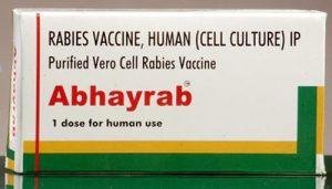 Anti Rabies Vaccine Single Dose Vial