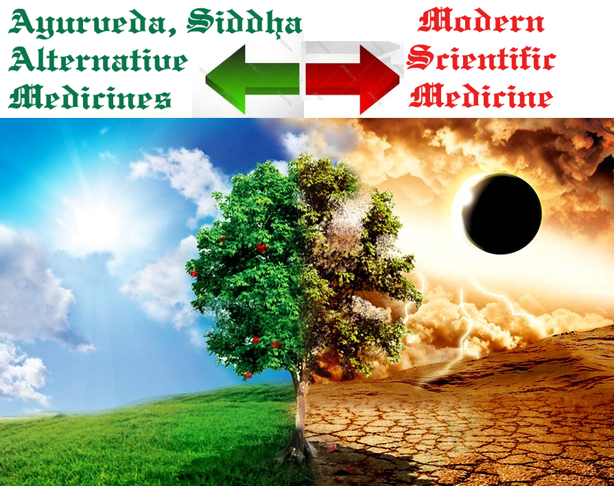 Alternative Medicines Save Nature Modern Medicine Destroys Nature